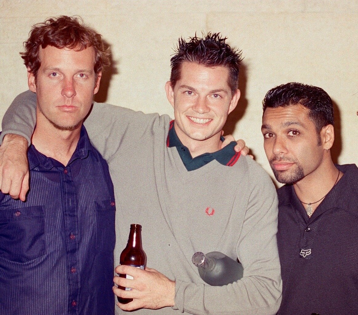 Me, Adrian & Tony - 1999