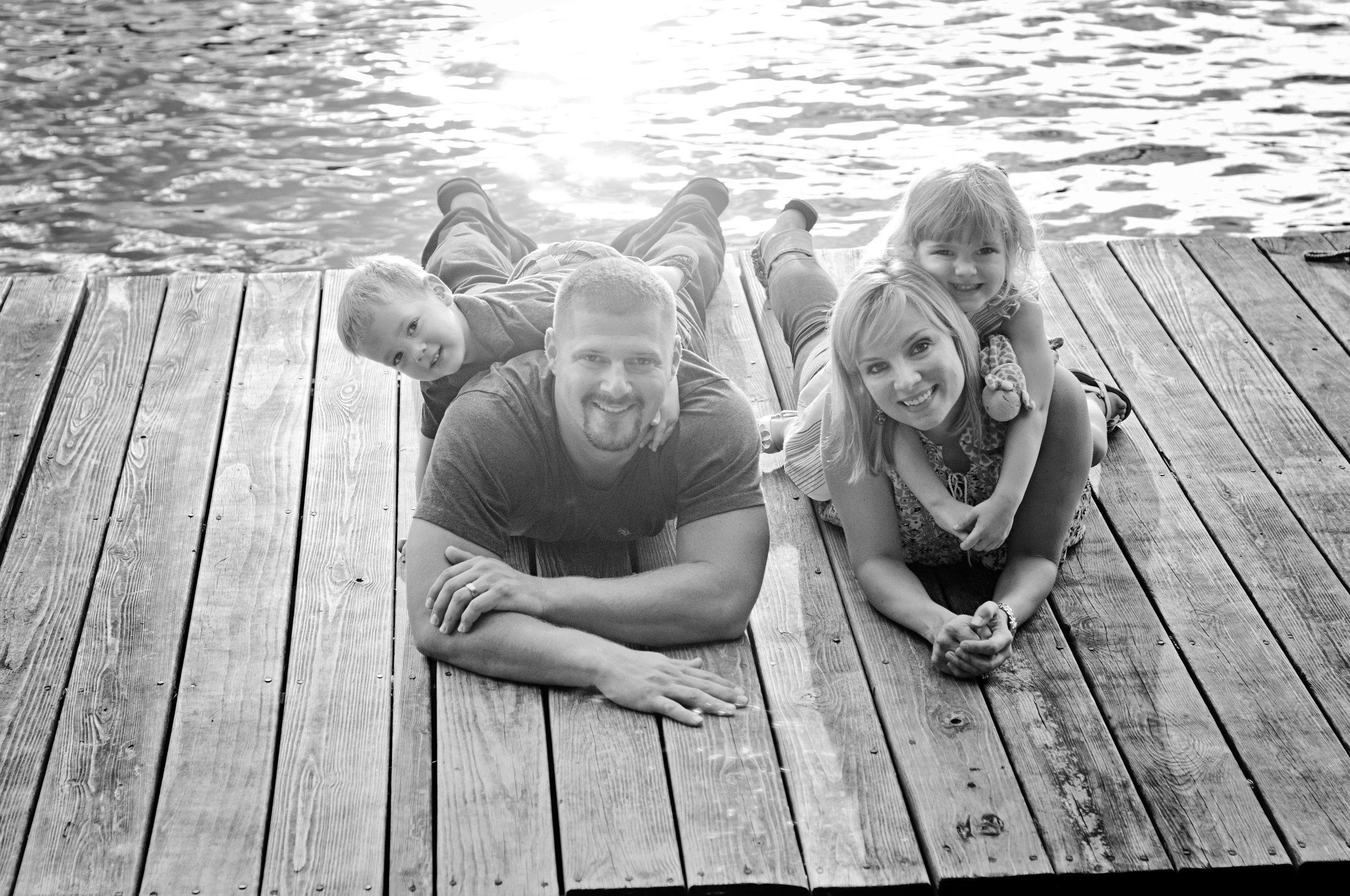 Family Photography Hope, Maine