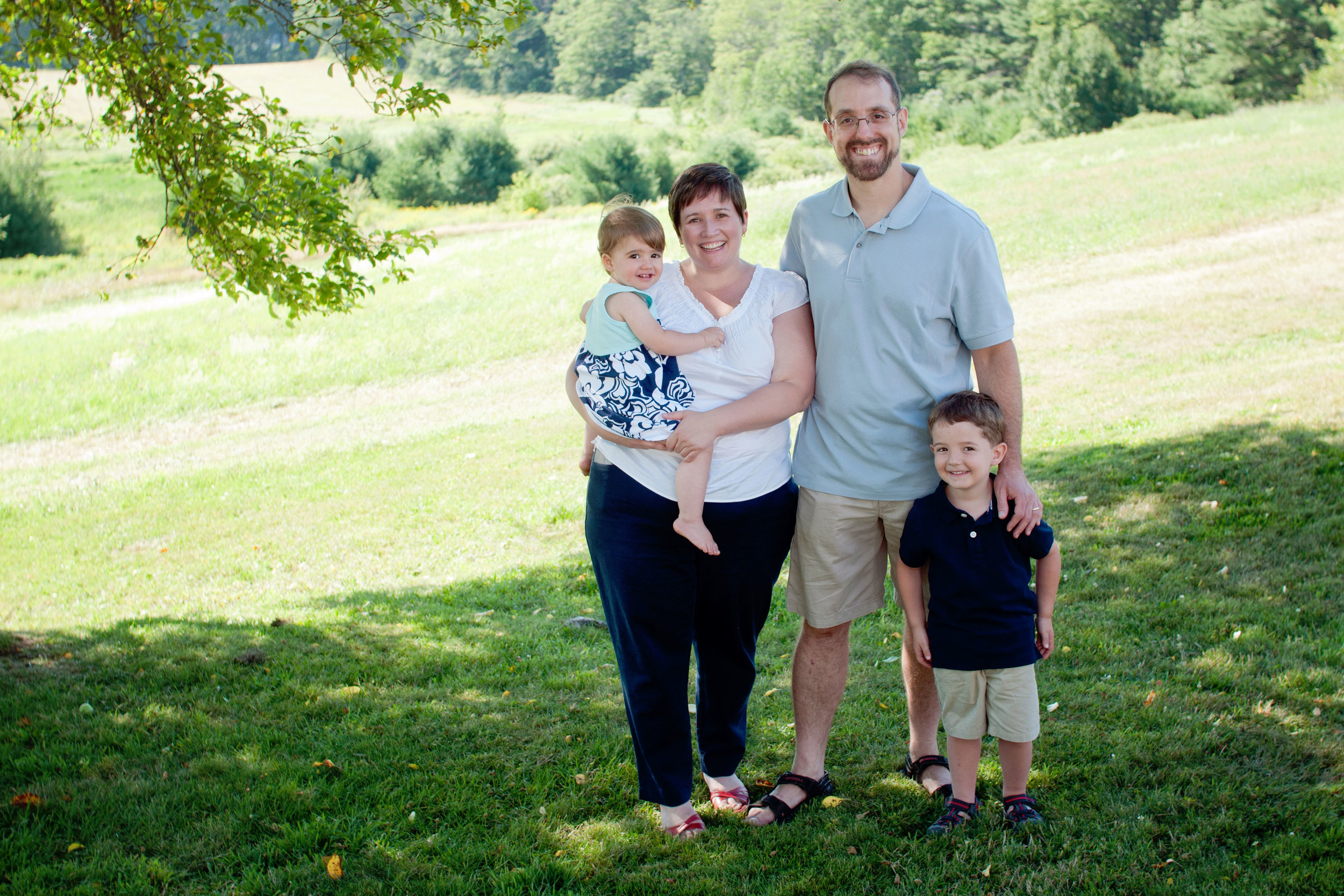 DRA Family Photographs