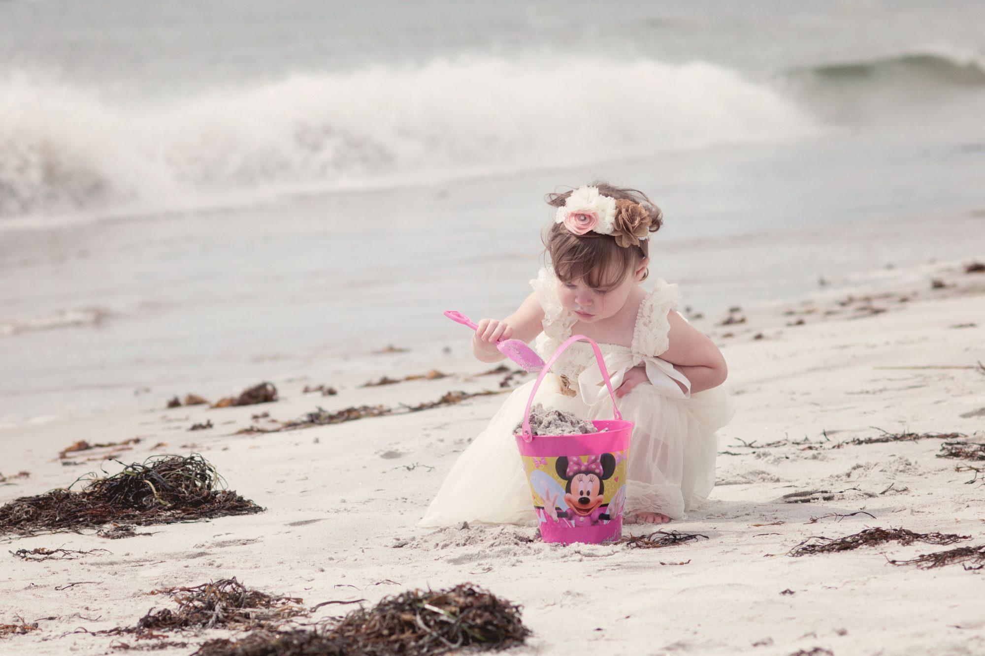 Pemaquid Beach Princess at the shore