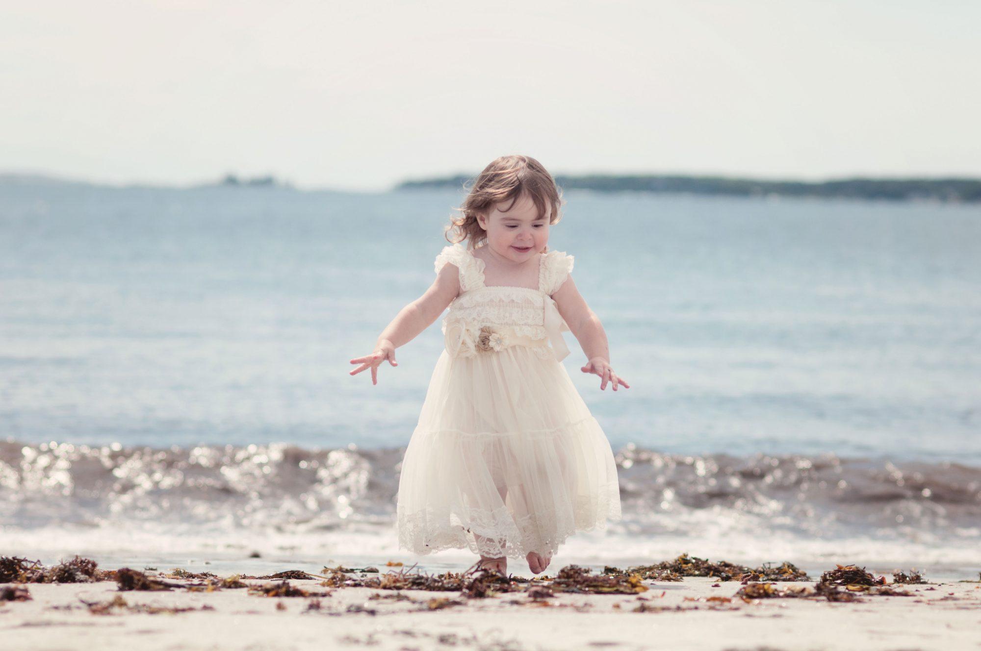Happy smiles of Pemaquid Beach Princess