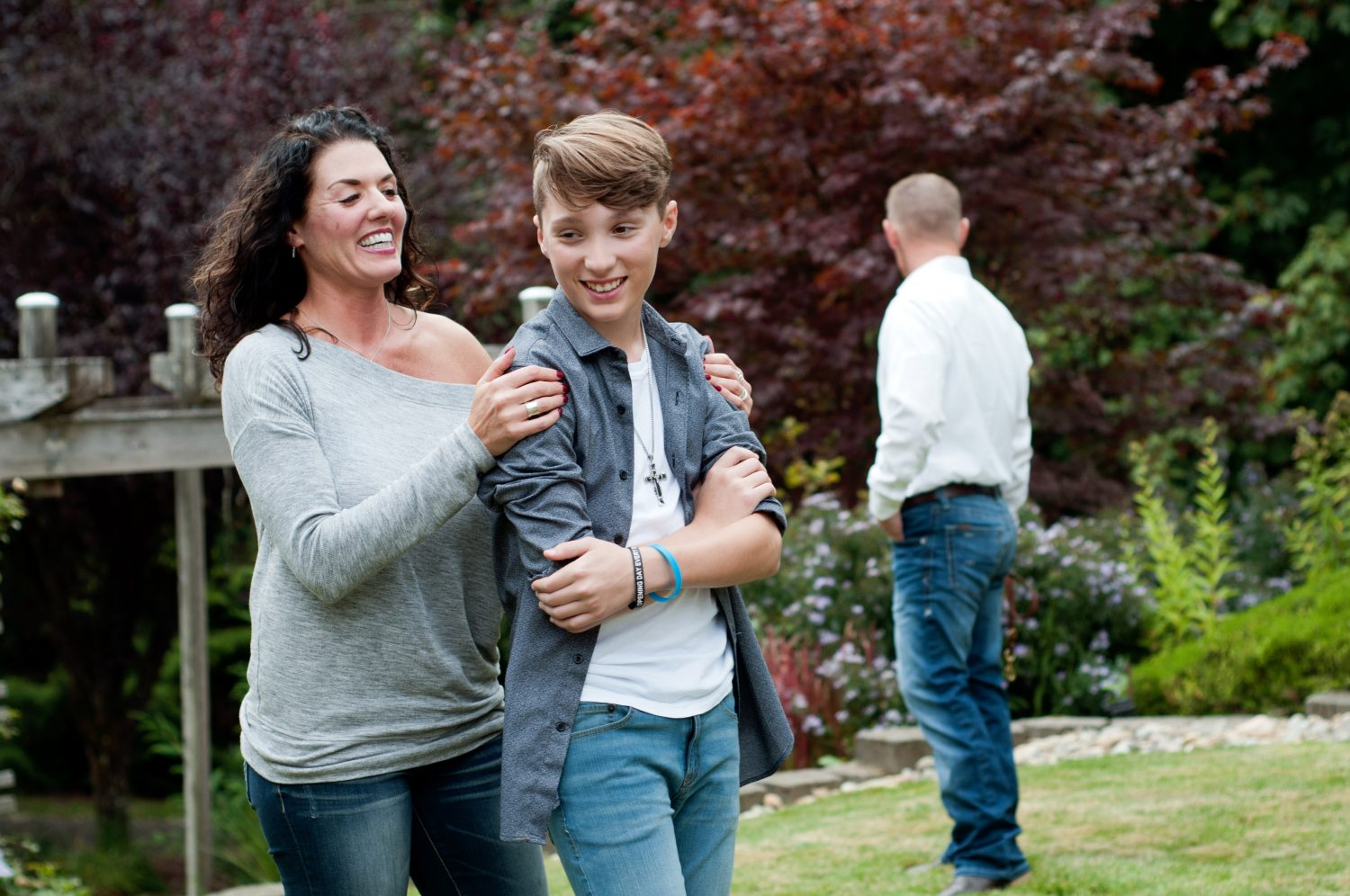 Mother and son | Tacoma Family Photographer