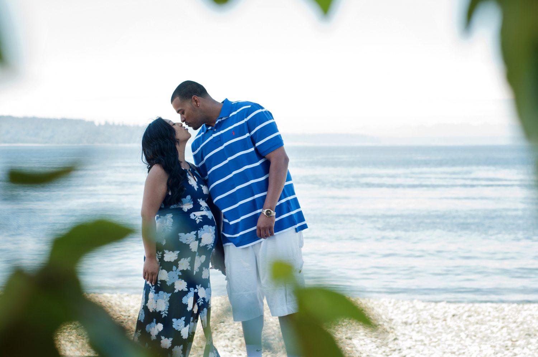 Maternity Photo Session | Chambers Bay | Tacoma, WA