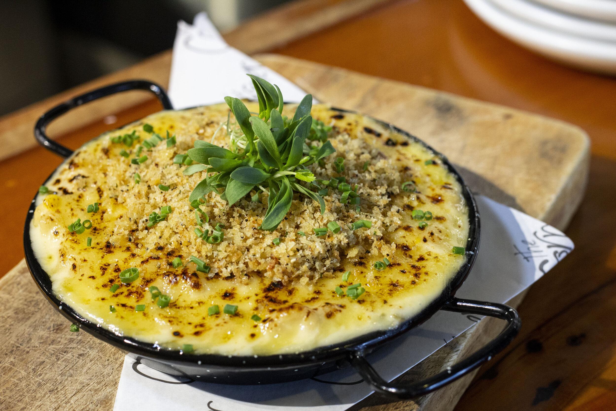 Sweetcorn & Jalapeno Mac 'n' Cheese