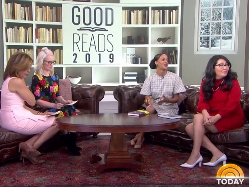 The Today Show - 'To All the Boys I've Loved Before' author reflects on 'surreal' success of the movie -  December 2018