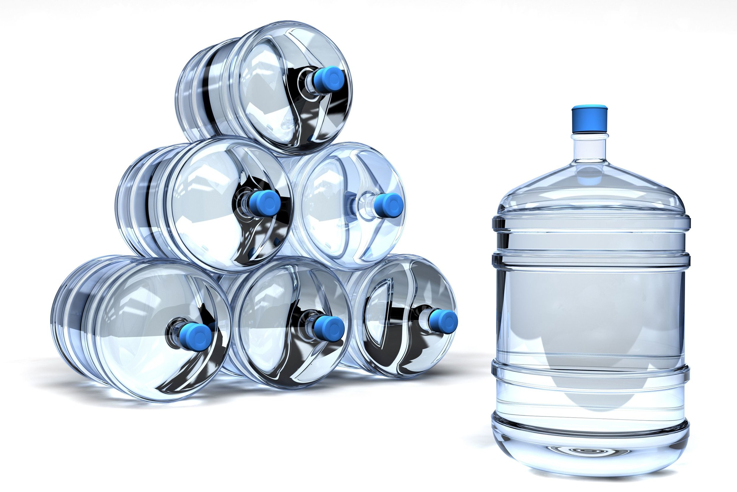 Select Your Bottled Water -