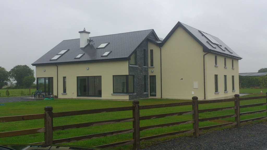Ireland's Leading High Performance Building Solution
