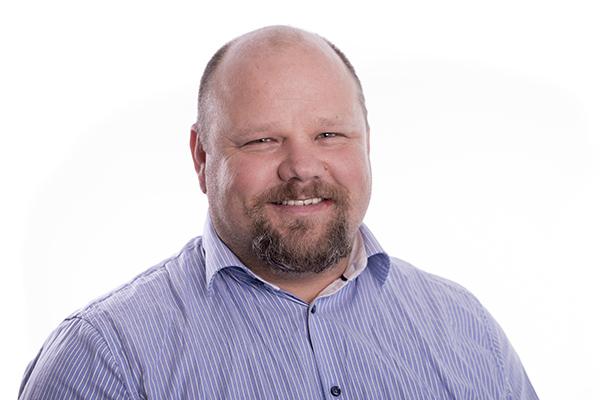 Roy Jensen - Leder for konsernrapportering