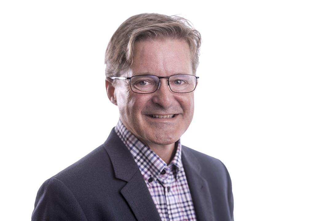 Sven Norlund - Leder for budsjett, prediksjon og planlegging