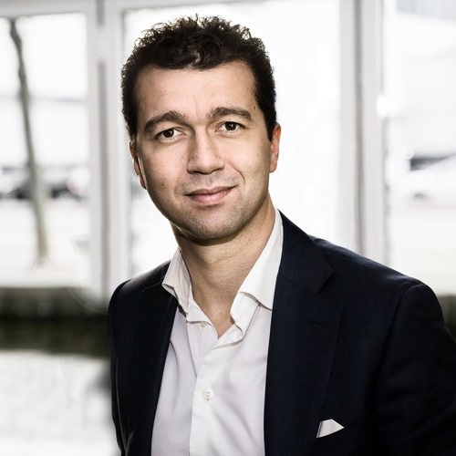 Name:  Dariush Rezai   Title:  CEO - Sweco Denmark