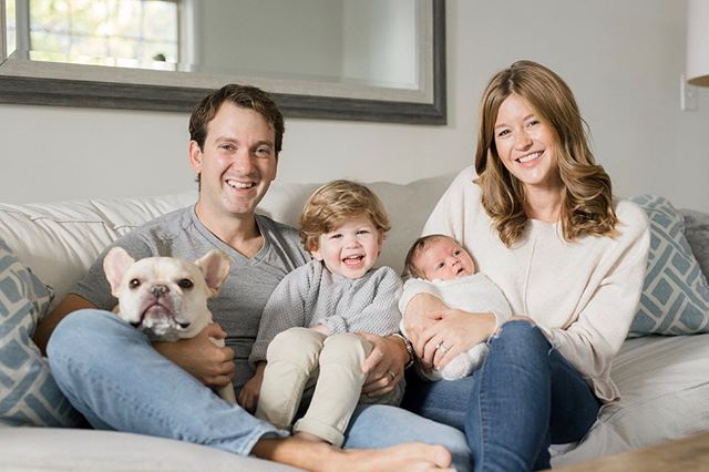 When your first frame of the day looks like this 🙌 I may be buried in editing but at least my screen is full of beautiful couples and families #newbornphotography #bostonphotographer #frenchiesofinstagram #familyphotography