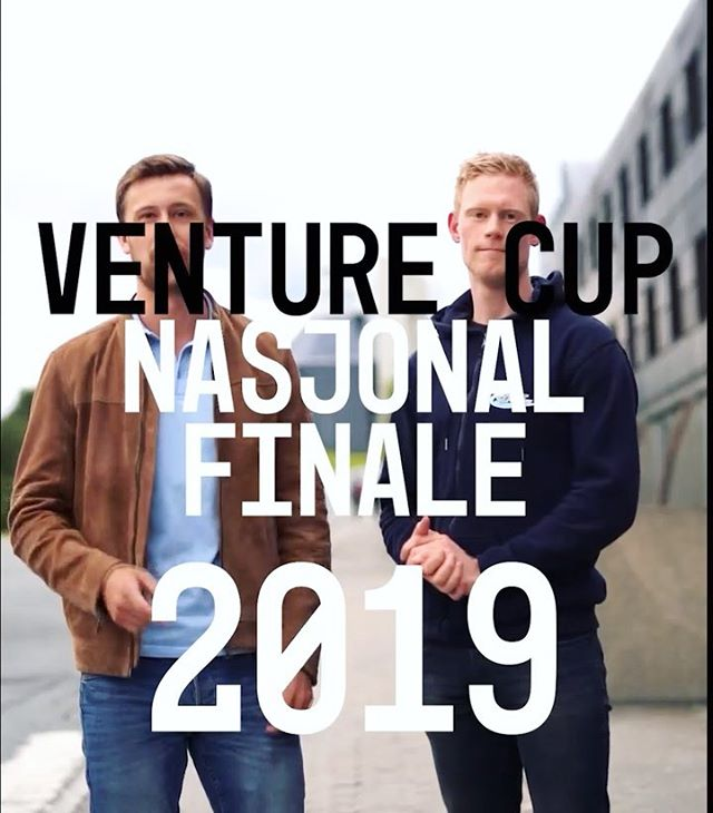 EARLY BIRD-billettene for Venture Cup Nasjonal finale er ute🔥 For 299kr får du en treretters middag, underholdning og en spennende, innovativ helaften! 👉🏼Søk opp «VC nasjonal finale 2019» på VIPPS og kjøp billett før det selges ut🥳