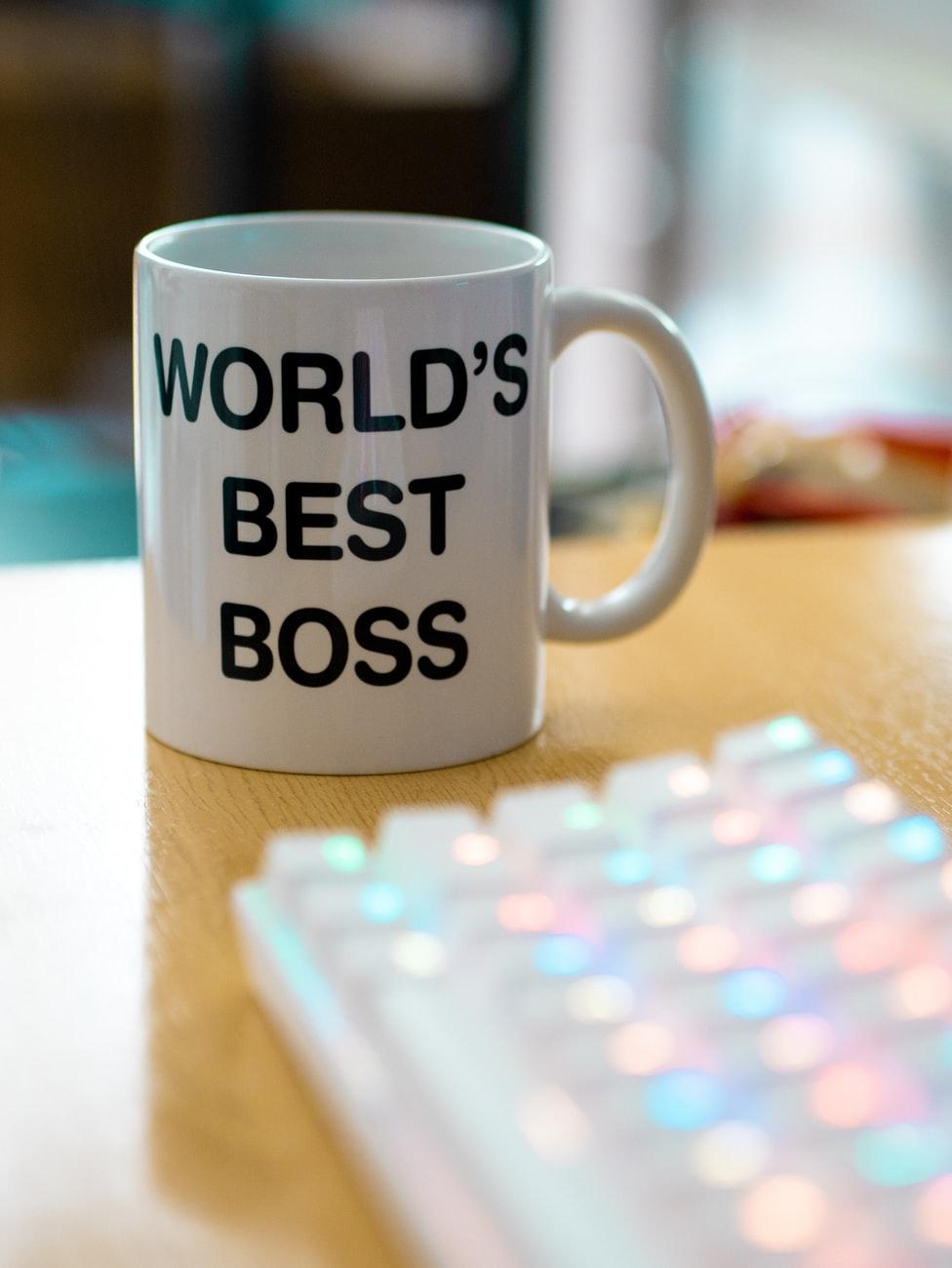 Boss cup