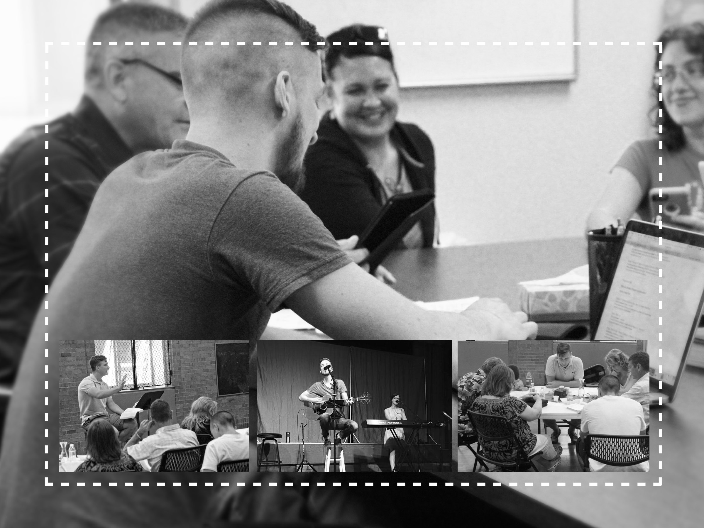 Our Goal - To develop leadership skills in pastors through a 2 year residency and discern with the resident how to best leverage those skills in local church ministry