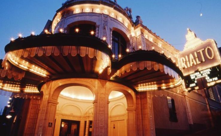 Enjoy exquisite performances in this landmark theater with stunning acoustics…