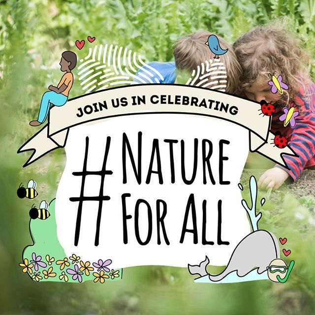 Did you know? #NatureForAll has a regional network of nearly 60 Canadian partners! This year, they're working together to celebrate #NatureForAll and share their love of nature. 🌱🇨🇦