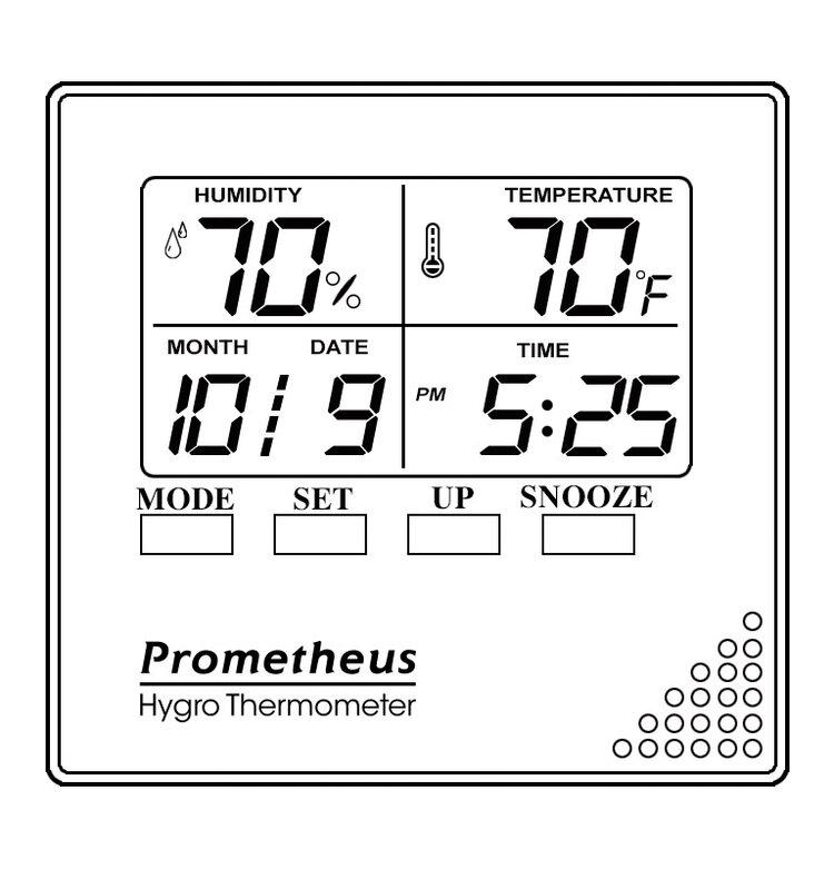 Humidification Devices Prometheus International Inc