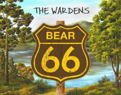 THE WARDENS  Bear 66  Producer / Engineer / Mix  (2014)