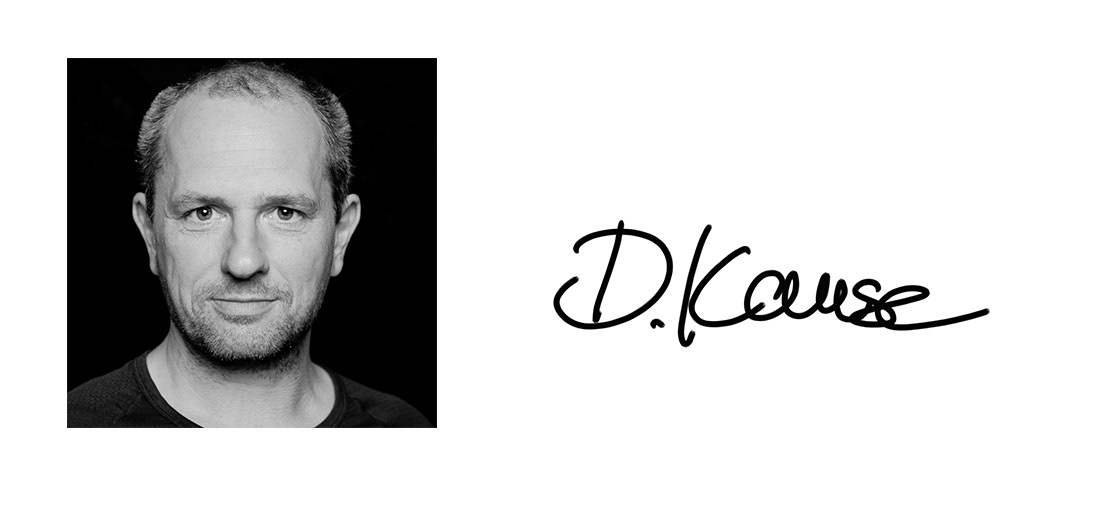 Daniel Kause - Fotograf seit 1995, Meister seit 2003, Vater seit 2006
