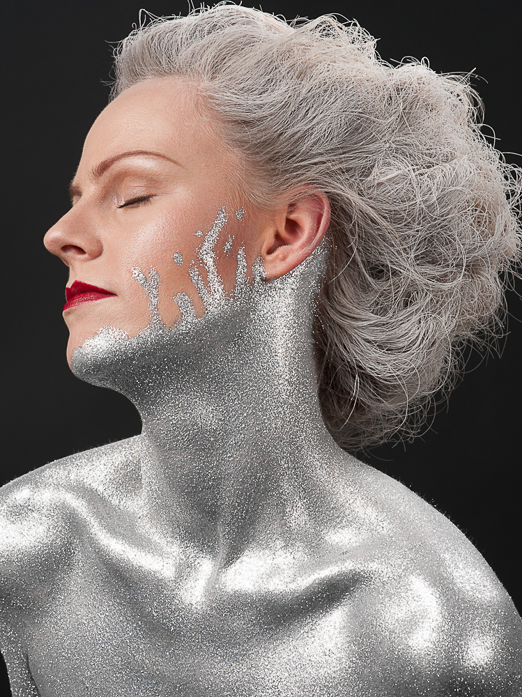 Silberstück - Außen Silber innen Gold!Kein eitles Gold, sondern wertvolles SILBER funktional, sauber und zugänglich.