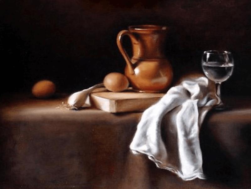 jonathan sherman_still life pitcher egg napkin_web.png