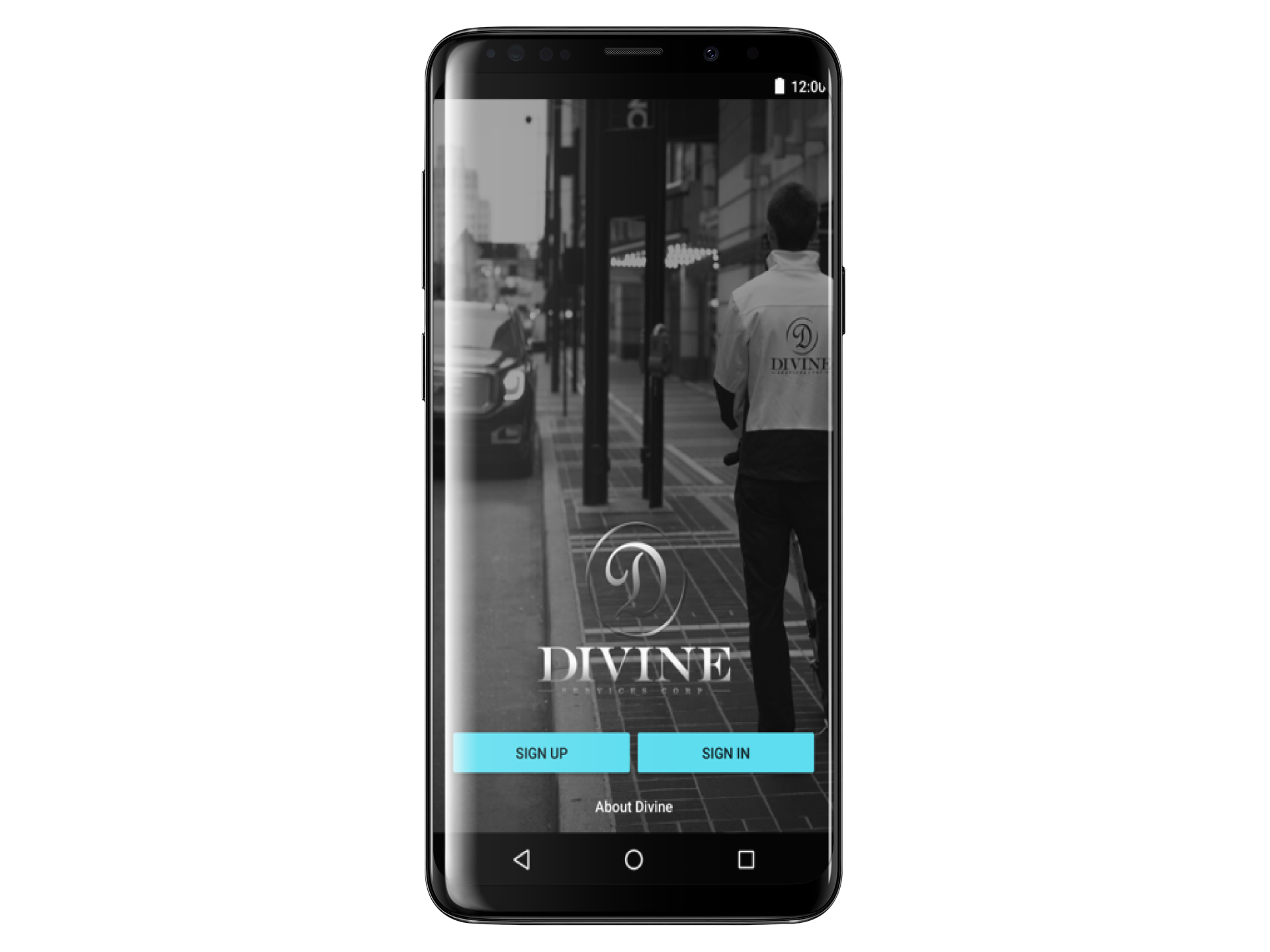 Download our App… Spend less time parking. - Big city dreams with less parking nightmares. Divine offers on-demand valet parking straight from your Apple or Android device, so you don't have to worry about a thing.GET THE APP ➝
