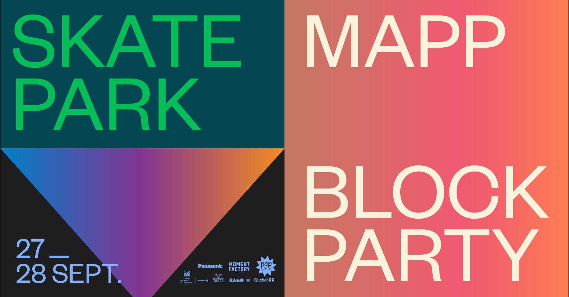MAPP BLOCK PARTY