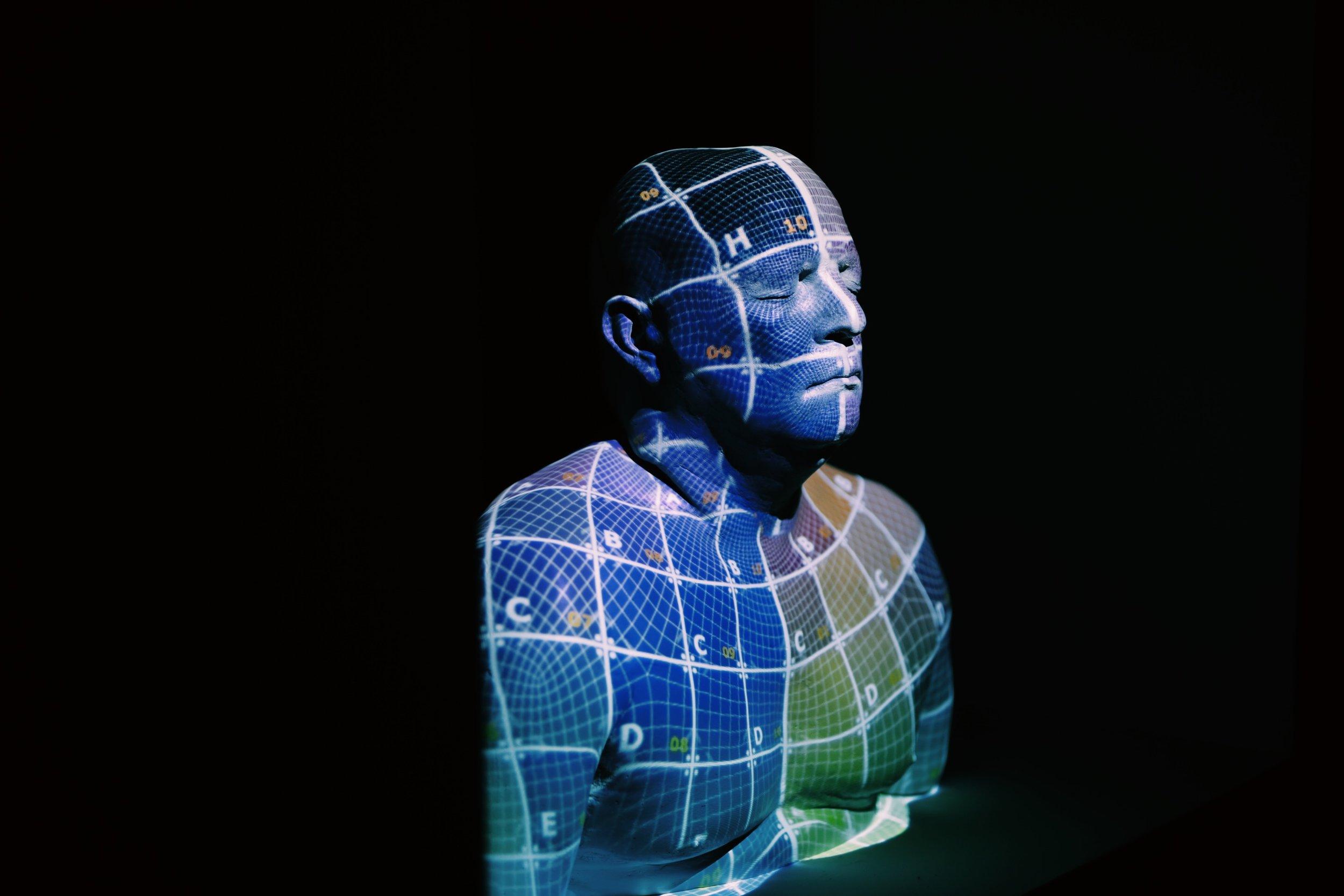 CULT par Caron Guimet /Exposition Micro-Mapping