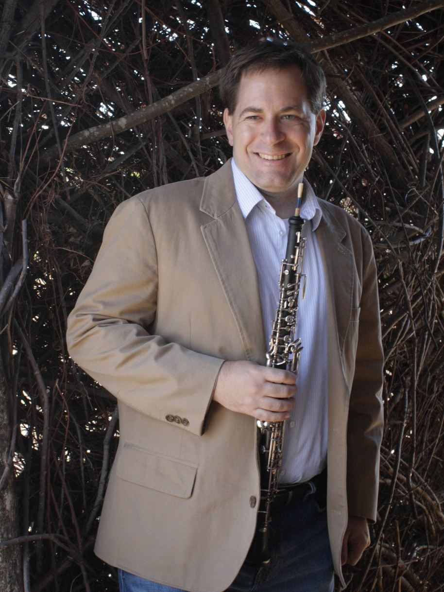 """Brendon Bushman is a freelance musician and teacher in the Twin Cities area. He is currently principal oboist of the Saint Cloud Symphony Orchestra, adjunct oboe instructor at the University of Minnesota, Morris, and maintains private studios in St. Cloud and St. Louis Park. Having taught privately since 2001, his students have made district and state level honor bands in Georgia, Texas, and Minnesota, and have gone on to study music at colleges including Florida State University, Arizona State University, and Louisiana State University.  In addition to the SCSO, Brendon can be heard with the South Dakota Symphony Orchestra, Duluth Superior Symphony Orchestra, Journey North Opera, Minnesota Dance Theatre, and accompanying Twin Cities choral groups including VocaleEssence and the South Metro Chorale. Over the last 20 years Brendon has performed with regional orchestras throughout the southeastern US and Texas. As an original member of the Atlanta Chamber Winds, he can be heard on their 2009 Albany Records CD & digital release """"Music from Paris.""""  Mr. Bushman studied oboe performance and graphic design at Indiana University, Bloomington, holds a Bachelor of Music in Oboe Performance from The University of Texas at Austin, and finishes his Masters in Oboe Performance at The University of Minnesota this spring.  All ages and ability levels welcome."""