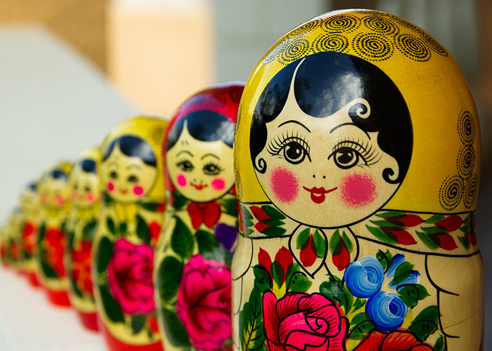 Classic Russian Dolls
