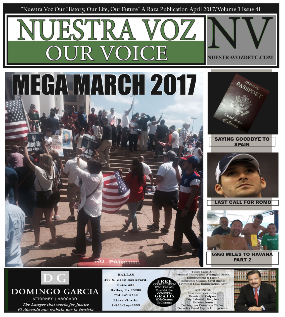 - April 2017