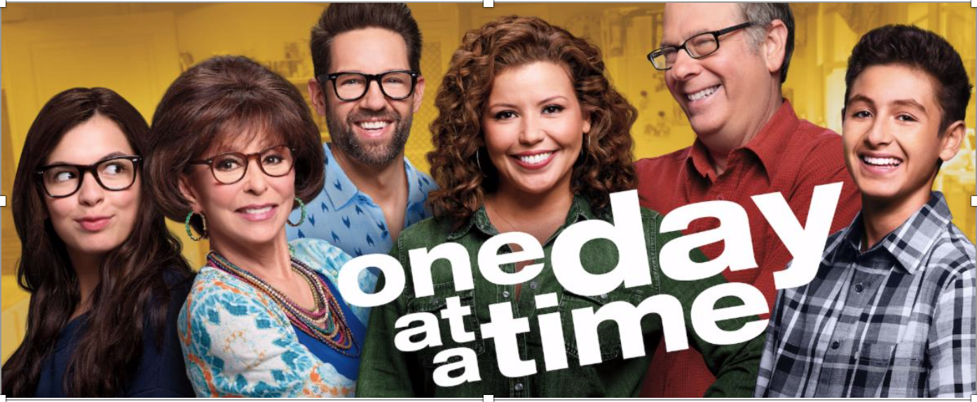 Photo credit:  One Day at a Time, 2017