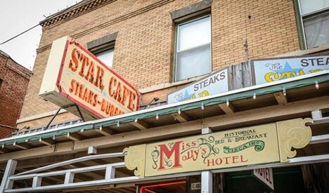 Miss Molly's Hotel, Fort Worth Texas