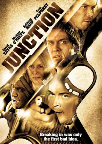 Junction - Junction is a genre thriller starring an amazing ensemble cast: Michael O'Keefe, David Zayas, Tom Pelphrey and Neal Bledsoe.Watch on AmazonWatch on iTunesWatch on Hulu