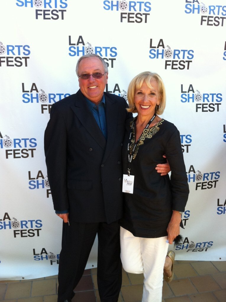 With Dennis Patterson LA Shortsfest.jpg
