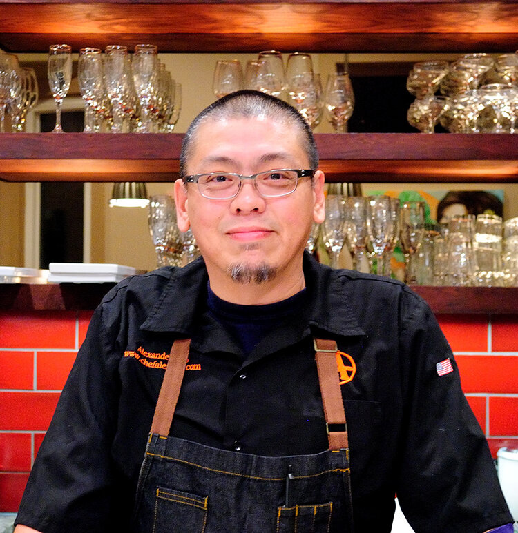 Chef Alexander Ong, Chef, Consultant