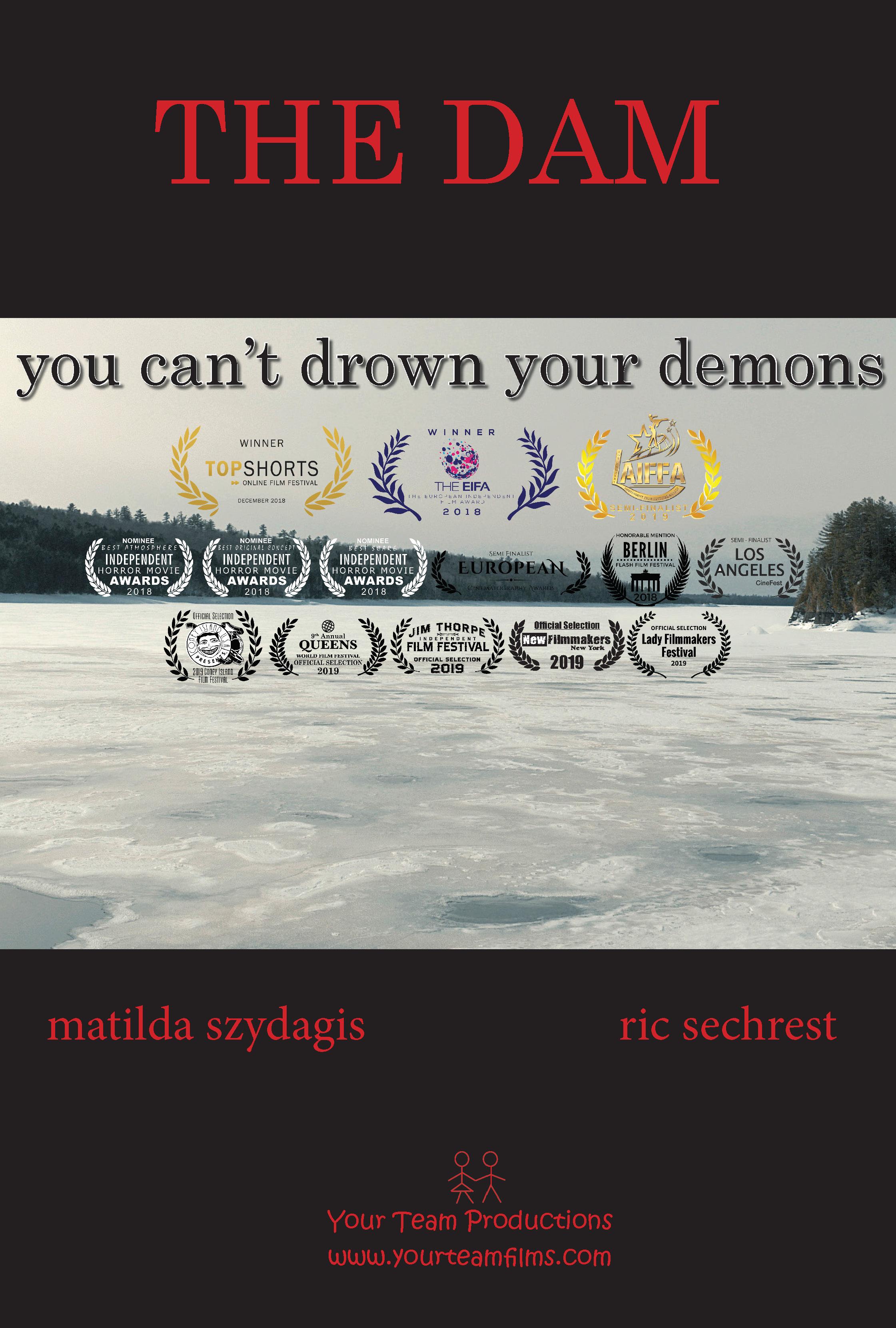Matilda Szydagis - THE DAM_27x40_Vertical poster_with laurels.jpg