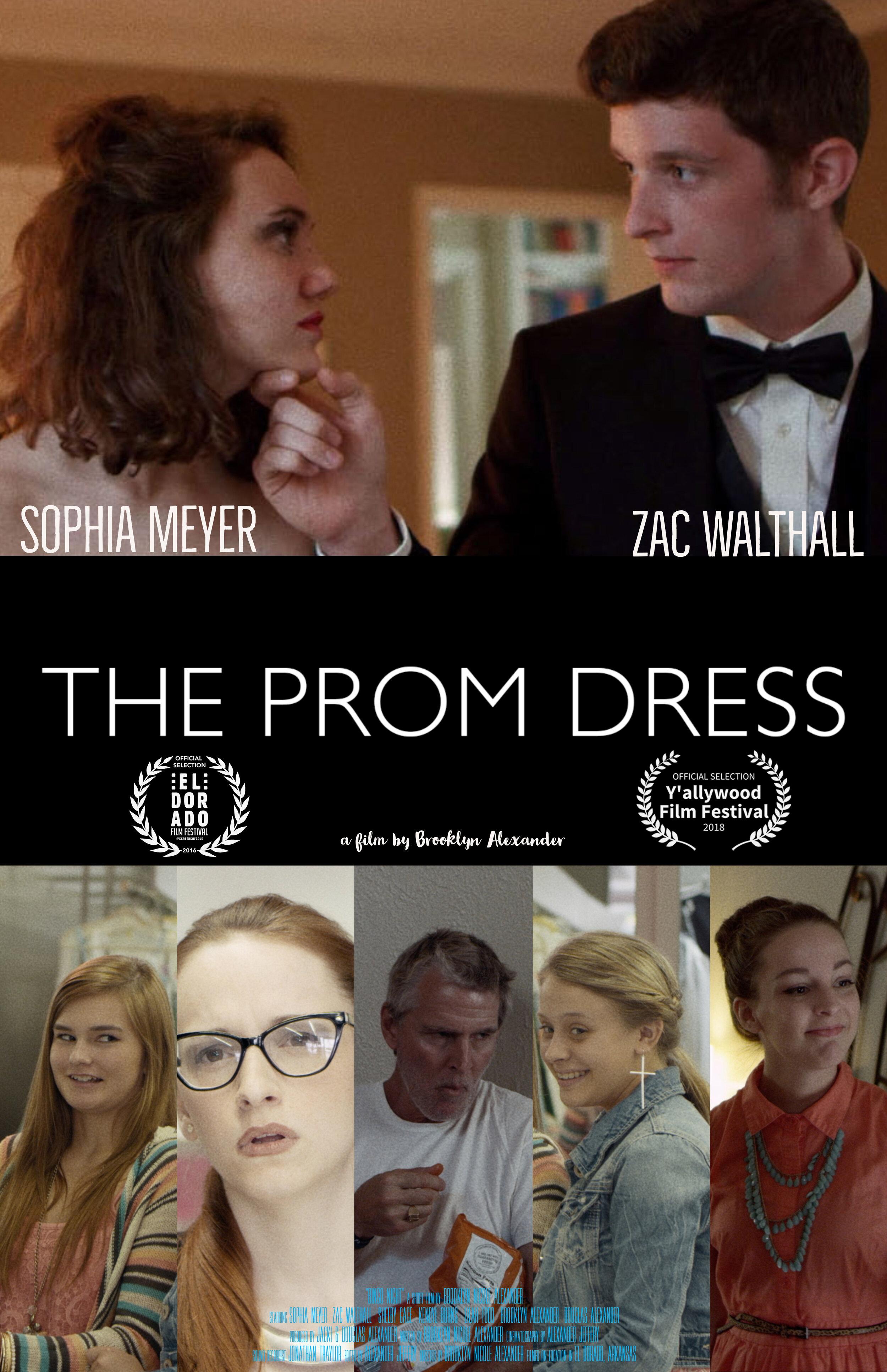 Brooklyn Alexander - The Prom Dress poster 1_BrooklynAlexander.jpg
