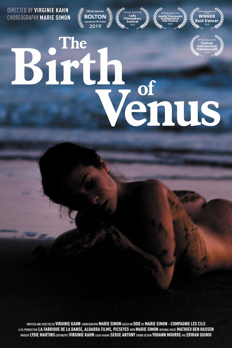 Virginie Kahn - POSTER_THE BIRTH OF_VENUS.jpg