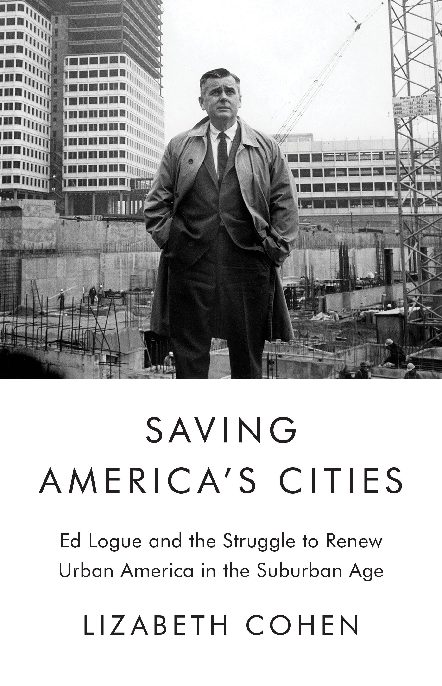 Saving America's Cities'  Book Jacket