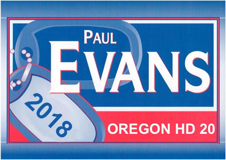 State Representative Paul Evans