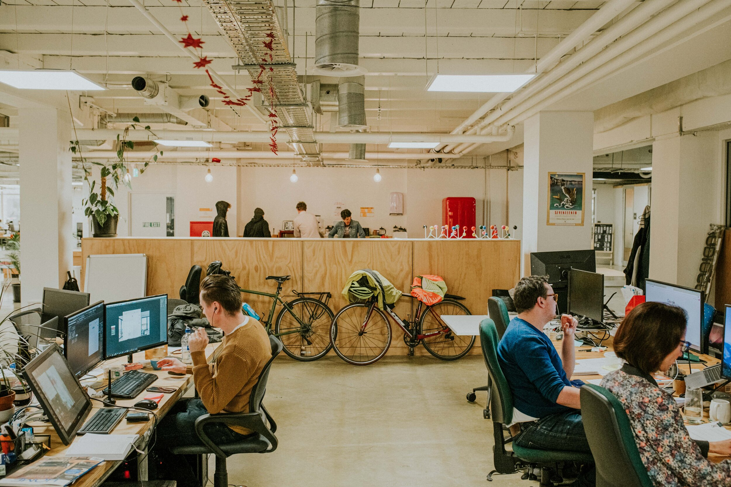 Permanent Space | starting at $400/month - Looking for somewhere to call home? Or maybe somewhere to leave your work when you head home. Either way - permanent spaces are a big part of Credenza. Rates vary based on requirements.