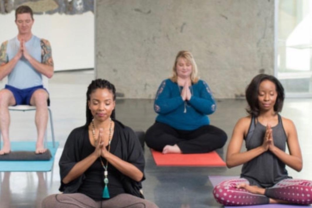 Weekly Yoga -