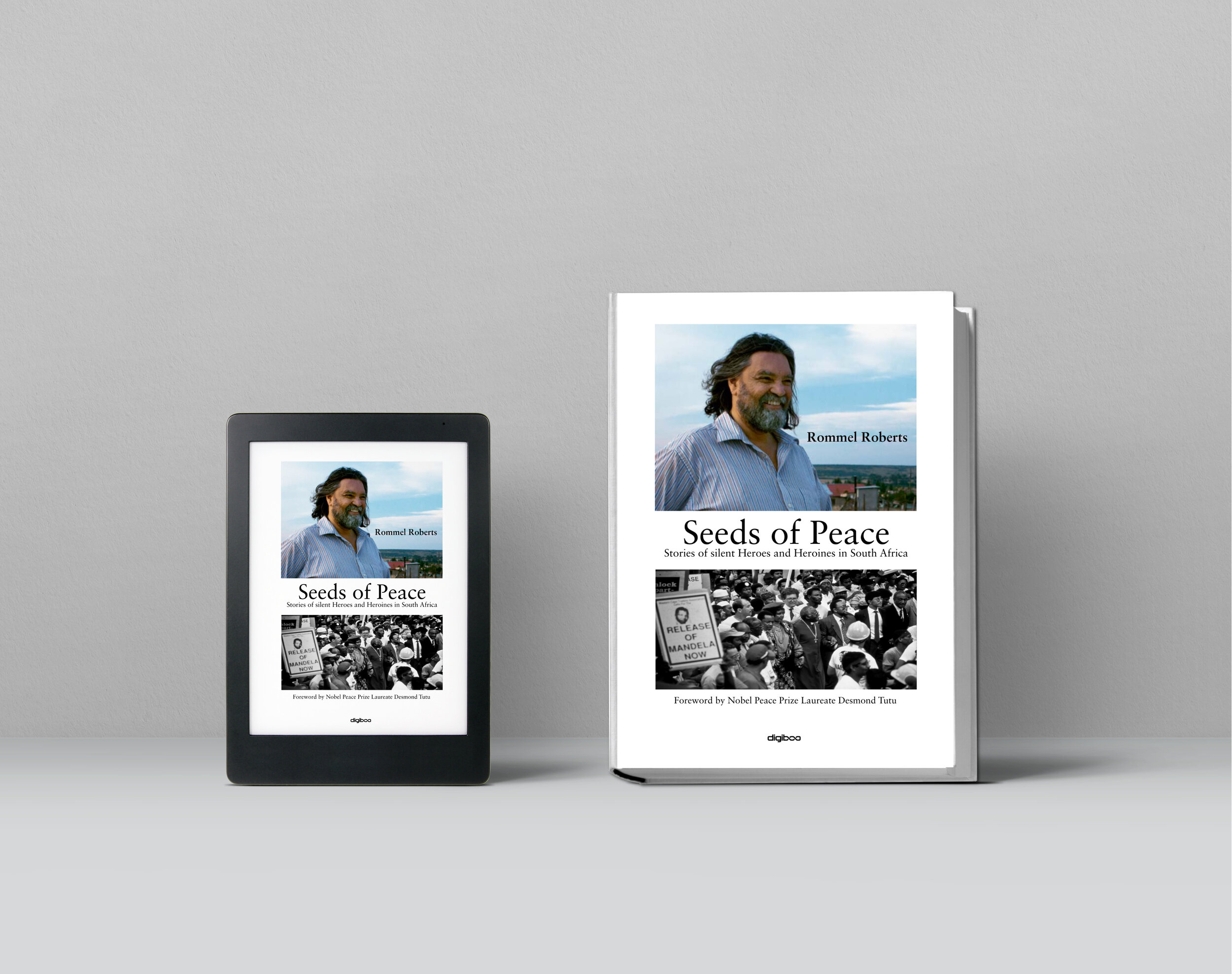 Rommel Roberts, Seeds of Peace, Print and E-Book