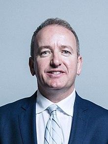 Mark Pritchard MP, Vice-Chair