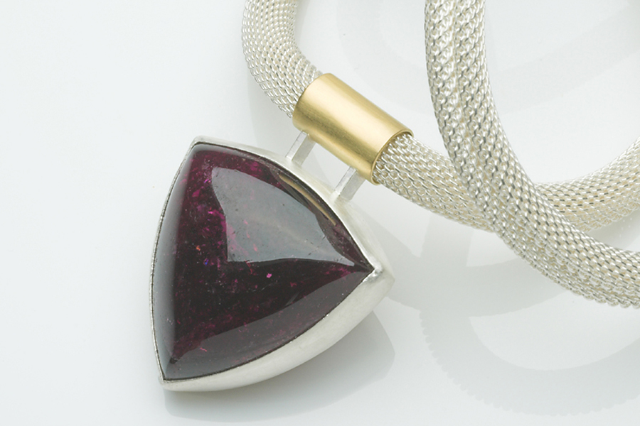 Large Tourmaline pendant