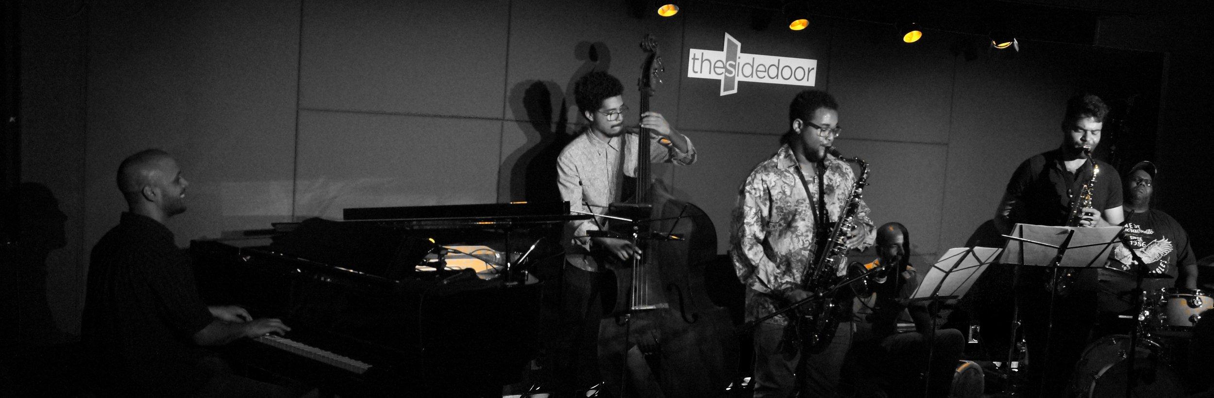 Josean Jacobo & Tumbao at the Side Door Jazz Club in Connecticut