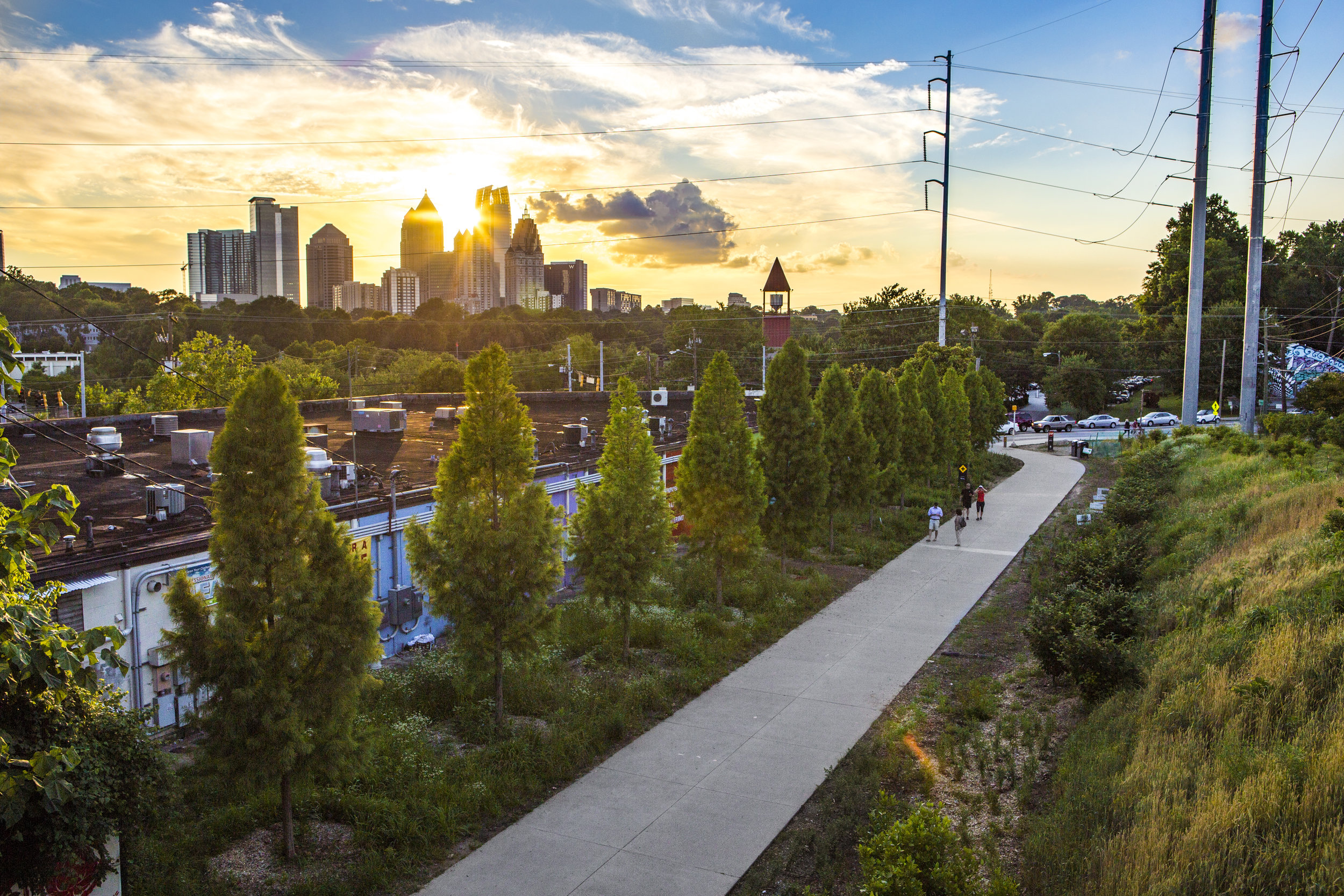 Public SPaces - Astra is one of the largest builders of parks and recreation facilities in the Southeast. Our experience in building the urban outdoor spaces that bring communities together is unmatched. Our successful projects on groundbreaking projects like the Atlanta BeltLine have solidified our reputation as the go to builder for creating spaces that enhance communities.