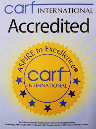- WBH is CARF Accredited