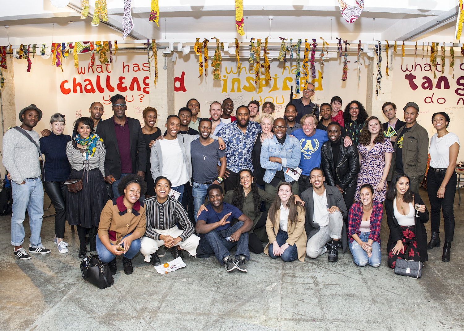 We aim to increase cultural understanding - Our year-round programme helps grow creative and collaborative spaces where world views, languages and customs are positively championed within the UK's evolving communities. By building bridges between different cultures, we aim to increase social cohesion and cultural understanding across the UK.